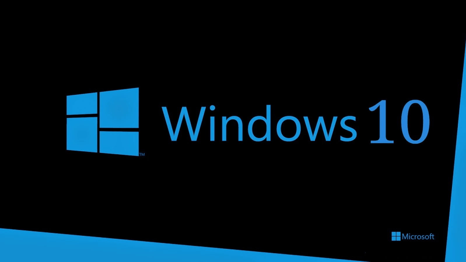 Windows10, logo, 2015