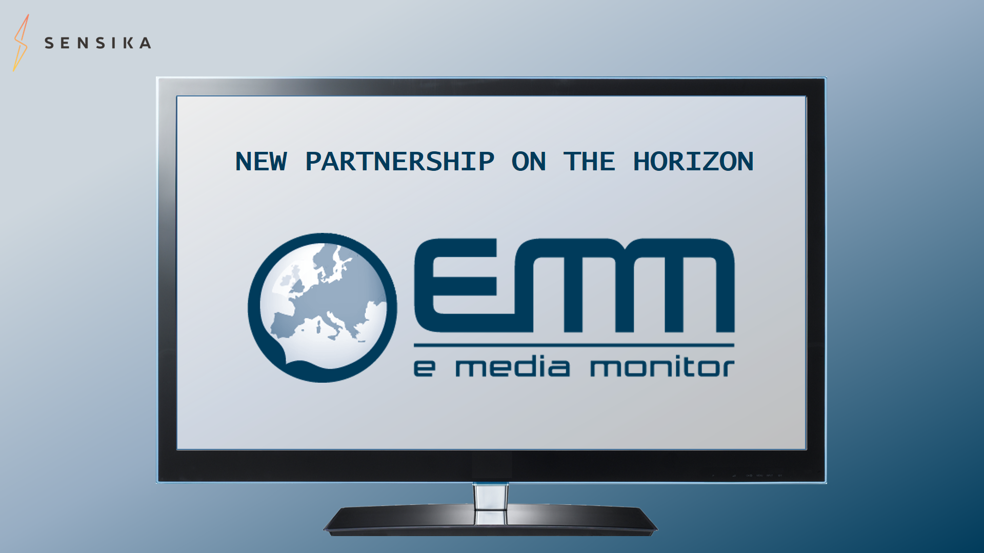 New partnership with eMM (eMediaMonitor)