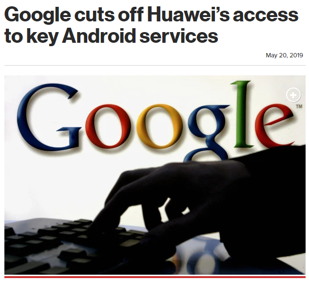 Google-cuts-of-off-huaweis-access-to-key-android-services